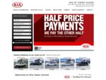 Kia Owen Sound - New - Used - Cars - Trucks - SUV -Minivan - Grey, Bruce, County - Barrie, Meafor