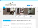 - Kibbutz Hotel Chain רשת הארחה בקיבוצים