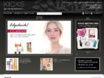 Makeup, parfym och hudvård på nätet - KICKS