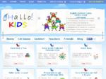 Hallo Kids Corsi di Lingue per bambini e ragazzi a Bologna