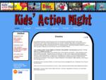 Etusivu - Suomen Kids' Action Night - Valtakunnalliset internet-sivut!