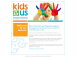 Kids Us Community Childcare and Family Education Centres