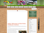 Kids Klubs Childcare Centres - Kids Klubs - Kariong and Umina Chilcare Daycare Centres