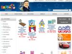 Kidtoys - A loja de brinquedos de sua confiança