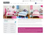 Childrens Furniture, Beds, Kids Bed Linen, Gifts Bedroom Accessories - Kidzspace New Zealand