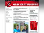 Velkommen til Kibæk Idrætsforening