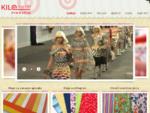 KILOMETER - prodaja metrskih tkanin in blaga na kilogram