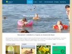 Семейный отдых на Азовском море. Пансионат Морские каникулы