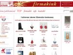Kingitused, firmakingitused, kingiideed, käsitöö, Kingituste Kiirabi, Eesti suurima valikuga ki