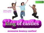 Bouncy Castle-Jumping Castles Perth| Perth Bouncy Castle Hire
