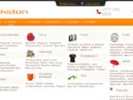 Reklaamkingitused, ärikingitused ja firmakingitused - Kinkston Kingiagentuur