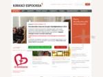 Evankelis-luterilainen kirkko Espoossa - Espoon seurakunnat