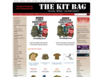 KITBAG - Manufacturer Distributor Supplier of Security Military Police and Tactical equipment produc