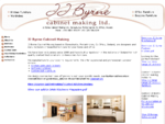 JJ Byrne Cabinet Making design traditional and contemporary home office furniture in Offaly, ...