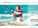 Lohesurfi koolitus, varustus, surfireisid - Kristi039;s kiteboarding