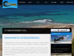 Μαθήματα kite, kitesurfing σχολή