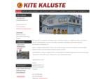 Kite Kaluste - Yritys