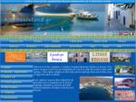 Τourist Guide of Kythnos, Greece, hotel, accommodation, apartments, rooms, rent α car, restaurant, ...