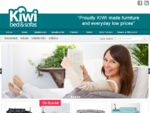 Kiwi Bed Company sell quality new beds, sofas and lounge suites that are New Zealand made. Kiwi Be