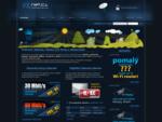 KKNET ISP, s. r. o. - úvodní stránka