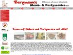 Partyservice Bergmann - Partyservice Essen-Bringedienst Bernburg, Köthen, Dessau Halle