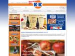 Willkommen - Wenn Lebensmittel, dann KK Klaas Kock