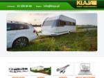 Przyczepy i samochody kempingowe Domki holenderskie