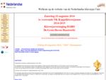 Homepage Nederlandse Klaverjas Unie