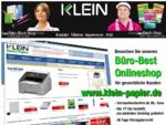 Klein BuchPapier GmbH, Ihr Partner im Saarland