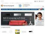 Varmepumpe - Varmepumper fra KlimaCompagniet