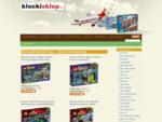 klockisklep. pl - Lego City, Duplo, Technic, Creator, Ninjago - klocki dla dzieci, sklep