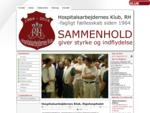 klub-rh. dk - Hospitalsarbejdernes Klub for portører, arbejdsmænd og hospitalsmedhjælpere på Rigsho
