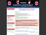 KANKU Klub Sztuk i Sportów Walki - sekcje Pruszcz Gdański, Kolbudy, Rotmanka, Straszyn i Bielkówk
