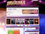 Klub Proxima - Aktualności