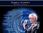 Dagmar Kludska, kartarka, spisovatelka, osobni stanky, horoskopy, biografie, knihy, CD, foto