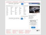 Automobilių techniniai duomenys, automobilių katalogas, automobilių žinynas
