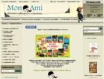 MonAmi přátelské knihkupectví s kavárnou, prodej knih, kávy a občerstvení