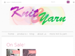 Knit Yarn | Fine Yarns Knitting Things