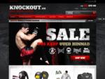 Spordiriided ja varustus MMA, poksi ja fitnessi jaoks