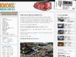 Knoks Bildeler AS; profesjonell leverandør av brukte bildeler