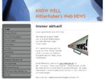 START - KNOW WELL - Mitterhuber's Web News und Empfehlungen