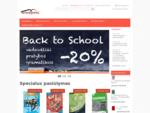 Knygeta užsienio kalbų mokymo priemonių e-parduotuvė