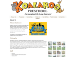 Koalaroo Preschool - Barrie Ontario Childcare and Daycare Summer Camps