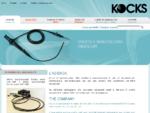 KOCKS Endoscopy Endoscopi usati rigenerati vendita e noleggio