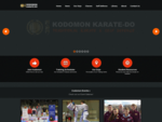 Kodomon Karate-Do - Traditional Karate and Self Defence in the Brisbane Bayside Area - Redlands - C