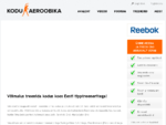 Aeroobika - aeroobika - aeroobika