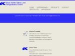Klaus Köhler Beton und Fertigteilwerk GmbH Luckenwalde, Entwässerungsrinne, Entwässerungsrinnen, ...