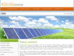 Φωτοβολταϊκά Εύβοια, Kolias energy, εγκατάσταση, συντήρηση, πλαίσια, πάνελ, συστήματα, ...