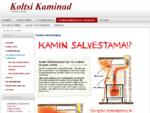 Koltsi Kaminad - Soojustsalvestavad materjalid