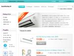 Elektroninė parduotuvė komfortas. lt - Šildymas, Kondicionavimas, Vėdinimas, Santechnika